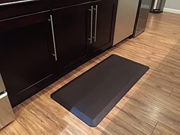 amazon com novaform anti fatigue comfort mat dark brown home rh amazon com novaform anti fatigue kitchen mat 24 x 60 novaform anti-fatigue kitchen mat 20 x 42