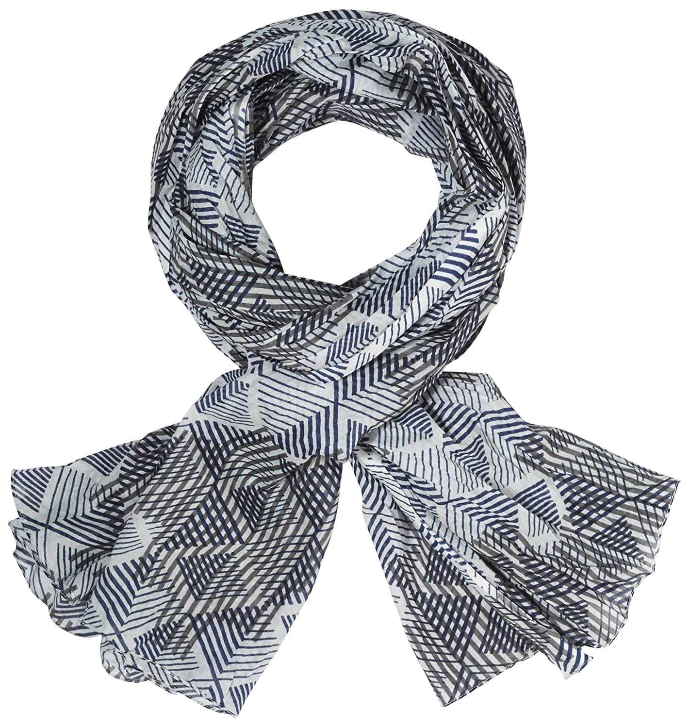 Celio Men's Diediago Scarf Grey GRIS One Size