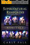 The Supernatural Renegades Box Set: Books 1-7
