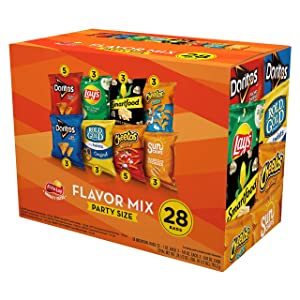 Frito-Lay Flavor Mix Variety Pack, 28 Bags