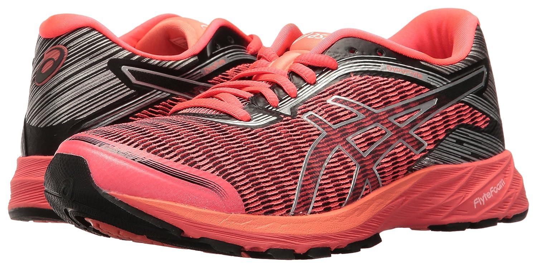 ASICS Women's Dynaflyte Running Shoe B01GSTJFW0 6 B(M) US|Diva Pink/Silver/Black