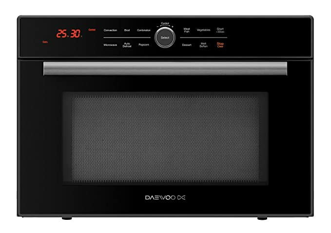 7c3828dba34 Image Unavailable. Image not available for. Color  Daewoo KOC-1C2KDS Multi  Function Convection Microwave Oven 1.2 Cu.