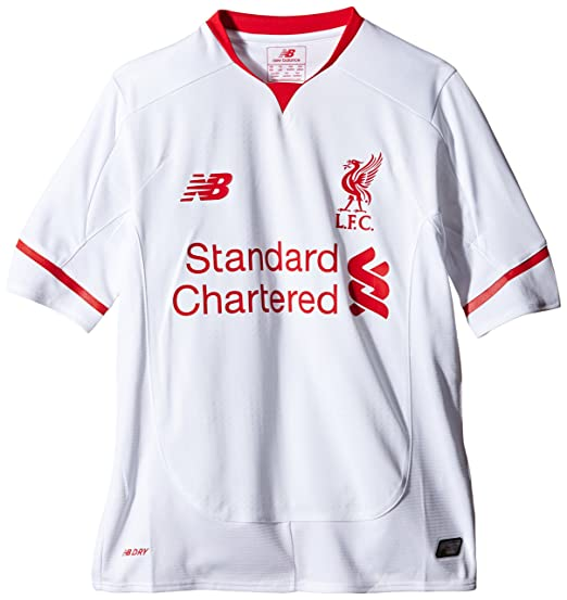 1daf39ea348 Amazon.com  Warrior Sports 2015-2016 Liverpool Away Football Shirt (Kids)   Sports   Outdoors