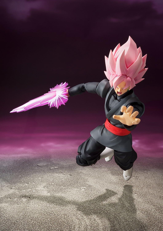 Dragonball Z S.H.Figuarts Goku Gokou Black Rose Super Saiyan Action Figure 6/'/'