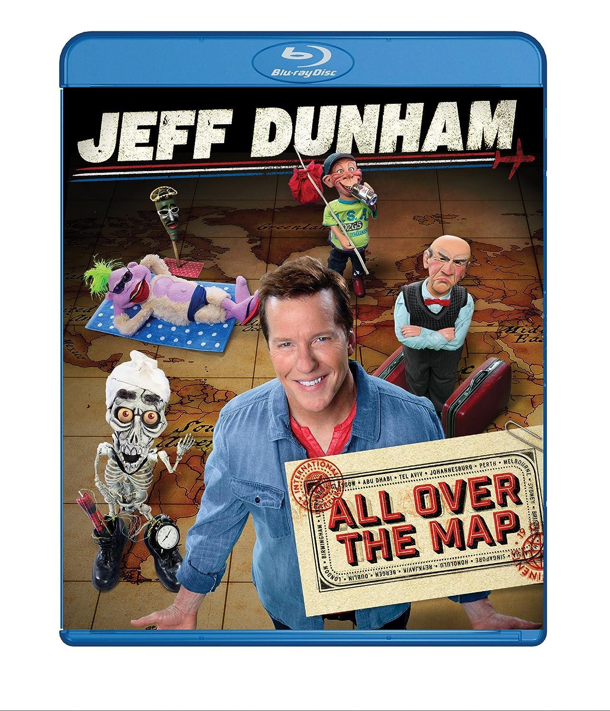 Amazon.com: Jeff Dunham: All Over the Map [Blu-ray]: Jeff Dunham ...