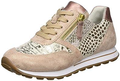 detaillierte Bilder kauf verkauf Rabatt zum Verkauf Gabor Shoes Women's Comfort Low-Top Sneakers, Pink, 7 UK ...