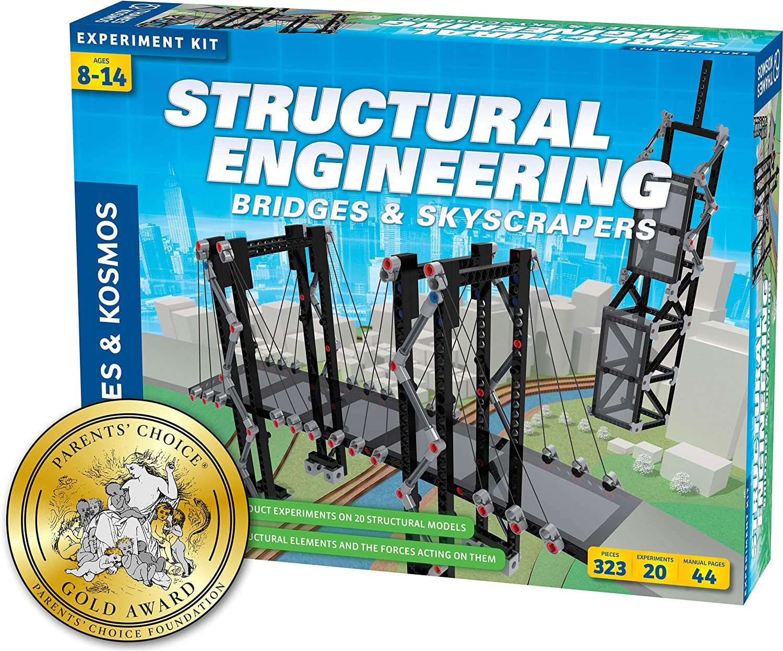 Structural Engineering: Bridges & Skyscrapers