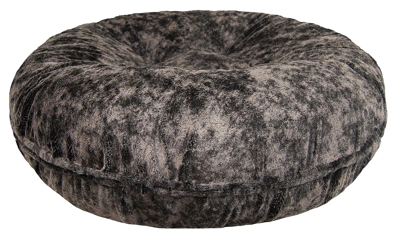 M- 36\ BESSIE AND BARNIE Signature Koala Luxury Extra Plush Faux Fur Bagel Pet Dog Bed (Multiple Sizes)