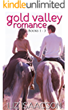 Gold Valley Romance Boxed Set, Books 1 - 3: Before the Leap, After the Fall, Through the Mist (English Edition)