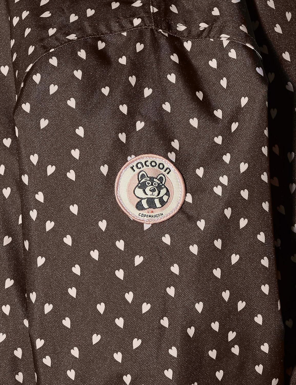 Racoon M/ädchen Britta Heart Jacket Jacke