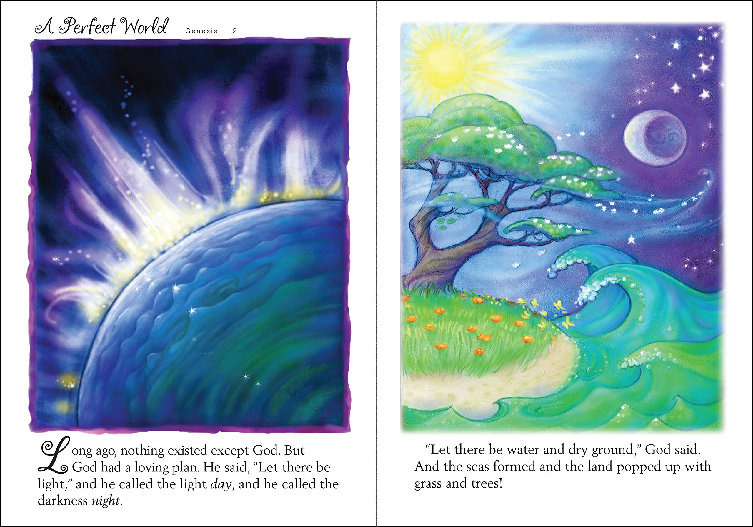 The Sweetest Story Bible for Toddlers: Diane Stortz, Sheila Bailey ...