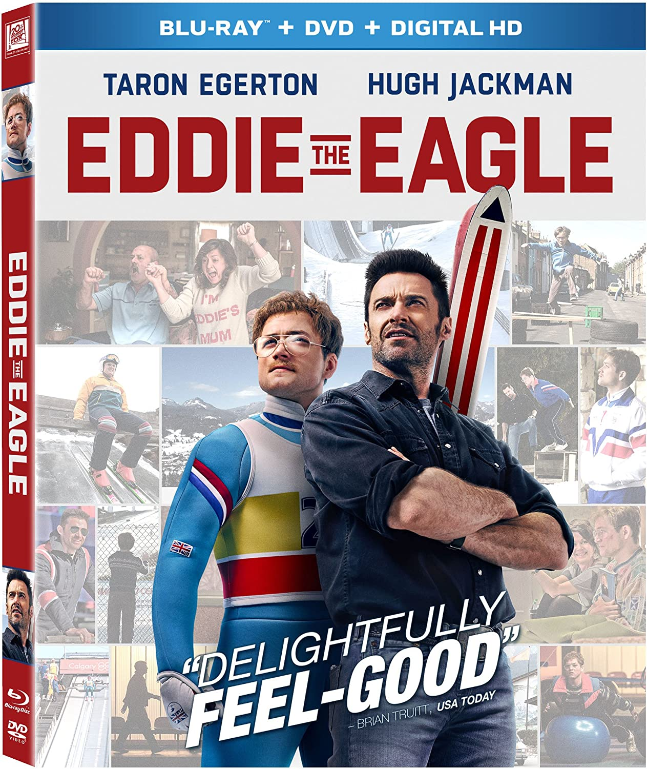 Eddie the Eagle (2016) 720p + 1080p BluRay x264 ESubs Dual Audio [Hindi BD DD5.1 + English DTS 5.1]