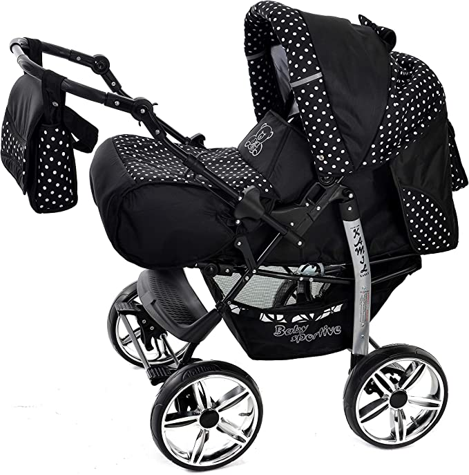 Kamil Classic 3-in-1 Travel System
