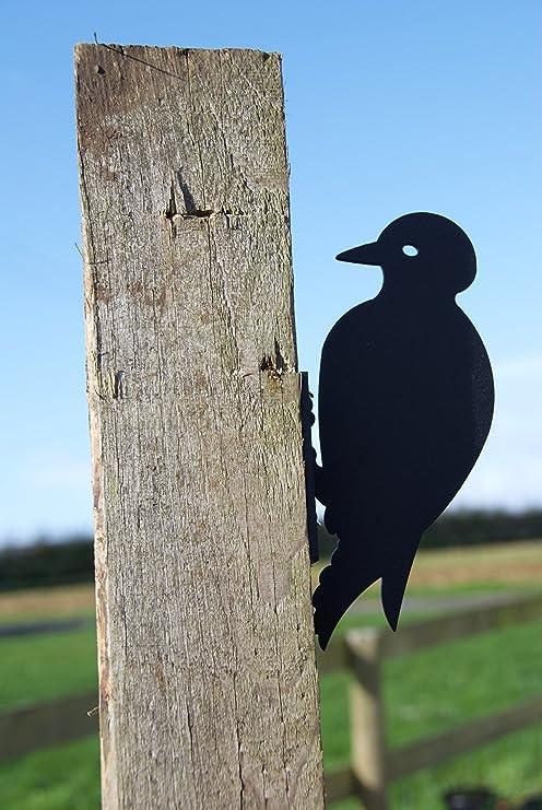 Embellecedores para extremos de post NWTC valla: Woodpecker