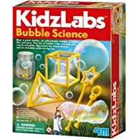 4M FSG3351 KidzLabs Bubble Science