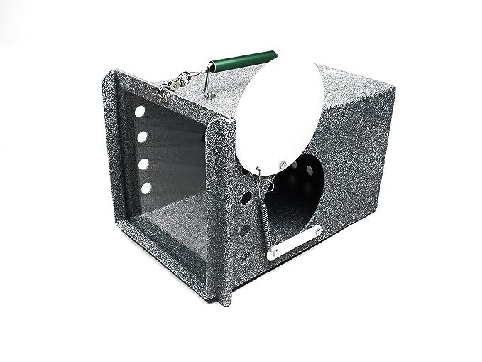 Amazon.com: Tomahawk - Dispositivo de jaula para gatos ...