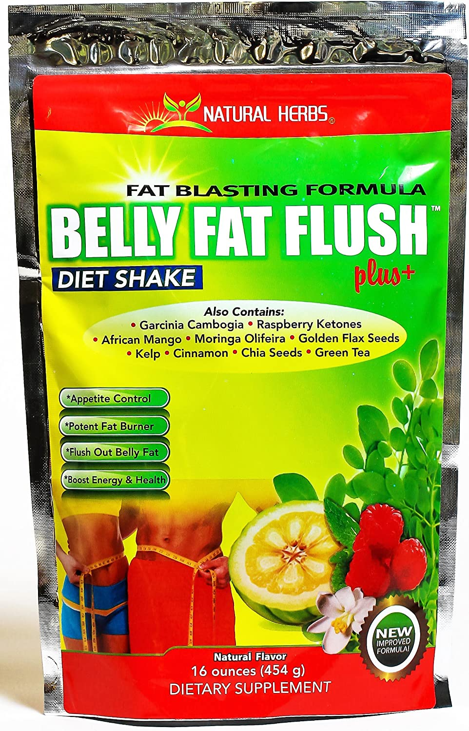 Amazon.com: Belly Fat Flush Plus: Health & Personal Care
