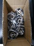 """Jiewell Thermal Wax Ribbon (6 Rolls Thermal Transfer Ribbon Wax 4.33"""" x984')"""