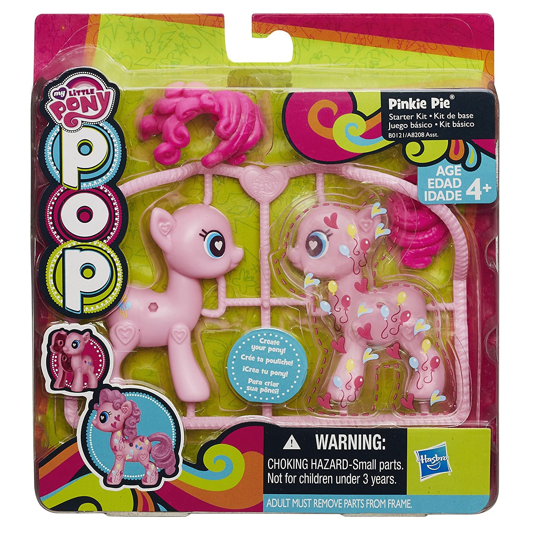My Little Pony Pop Cutie Mark Magic Pinkie Pie Starter Kit Hasbro B0121000