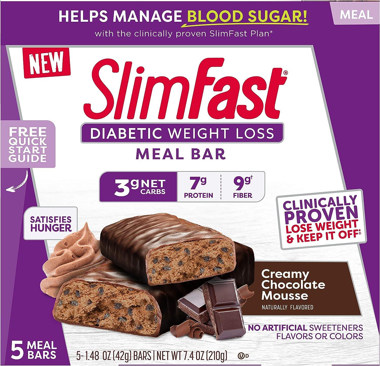 is slim fast advanced diet good for diabetics