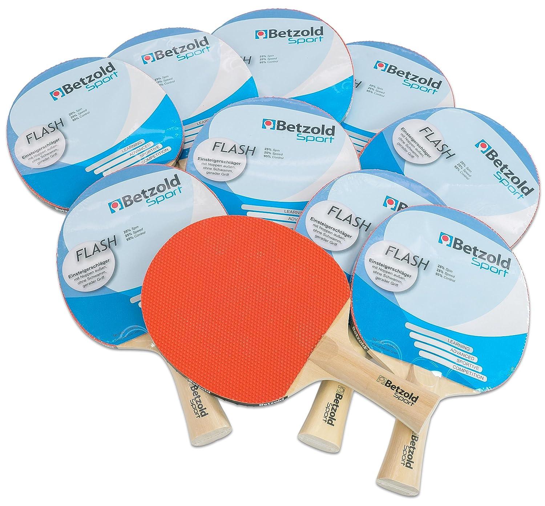 Der Sportler 75 Tischtennisbälle 38mm ohne Aufdruck weiss stabiles ...