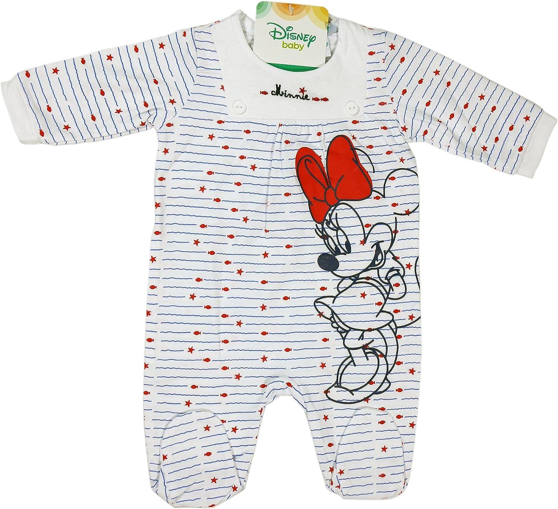 MINNIE Pyjama bébé coton marine - Fille: Amazon.es: Ropa y ...