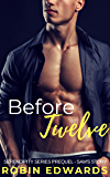 Before Twelve: Sam's Story (A Serendipity Series Prequel Book 2)