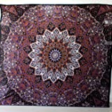 Tapestry hippie tapestry mandala tapestry wall hanging wall decor by Craftozone