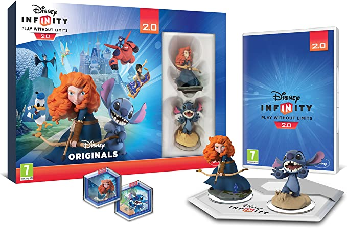Disney Infinity 2.0: Toy Box Combo Pack: Amazon.es: Videojuegos