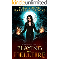 Playing with Hellfire: A Paranormal Romance (Sin Demons Book 1) book cover