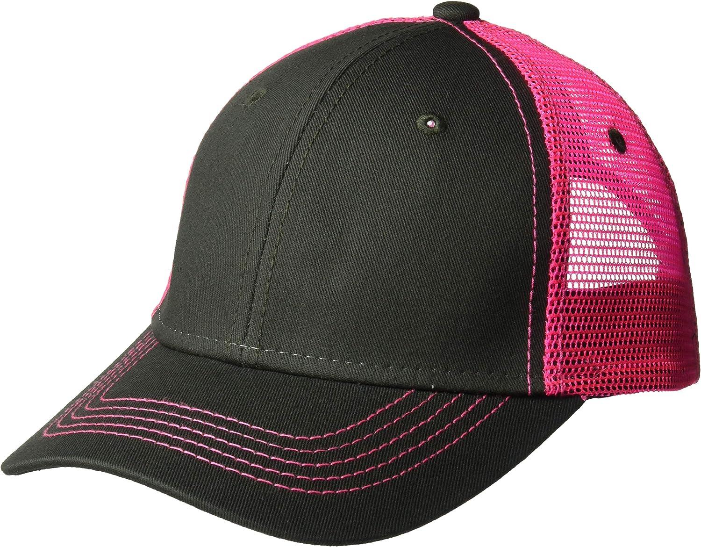 Ouray Sportswear Unisex-Child Sideline Mesh Cap