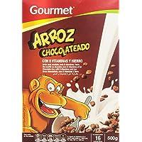Gourmet Arroz Chocolateado, 8 Vitaminas y Hierro