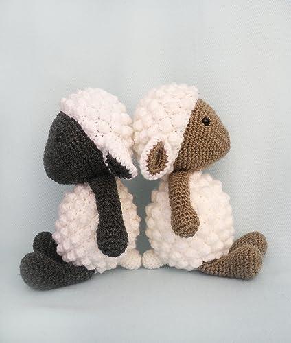 02976dc83e0a crochet lamb sheep