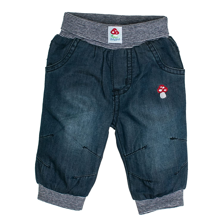 Salt & Pepper Baby Boys' Bg Jeans Blue (Original 099) 62 cm SALT AND PEPPER 73820133