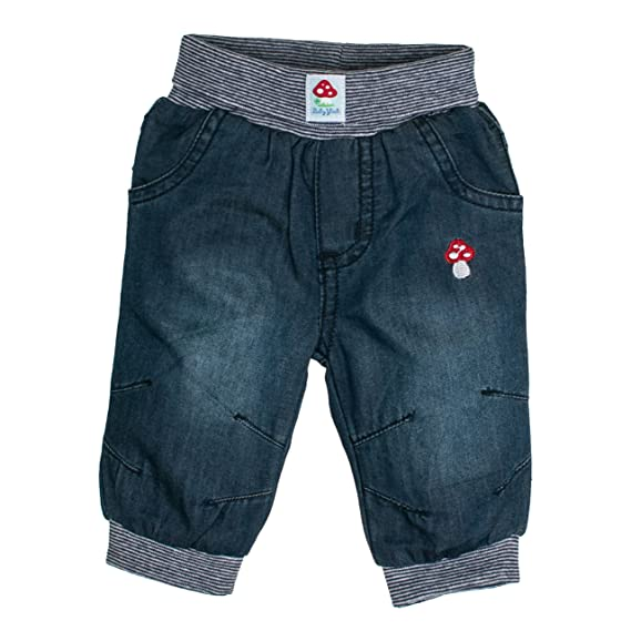 Jungen Basic  Hose SALT AND PEPPER BABY Sweat Jeans  Blau