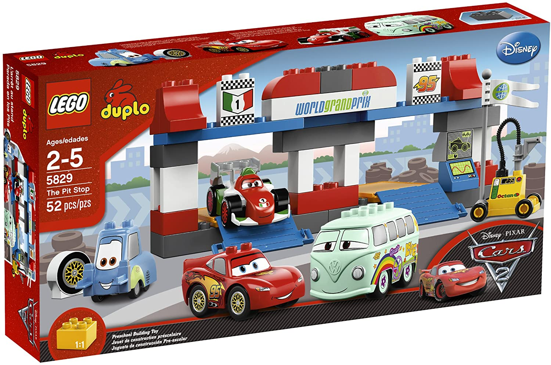 LEGO Duplo The Pit Stop 52pieza(s) Juego de construcción - Juegos ...