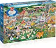 Gibsons I Love Spring Jigsaw Puzzle (1000 Pieces)