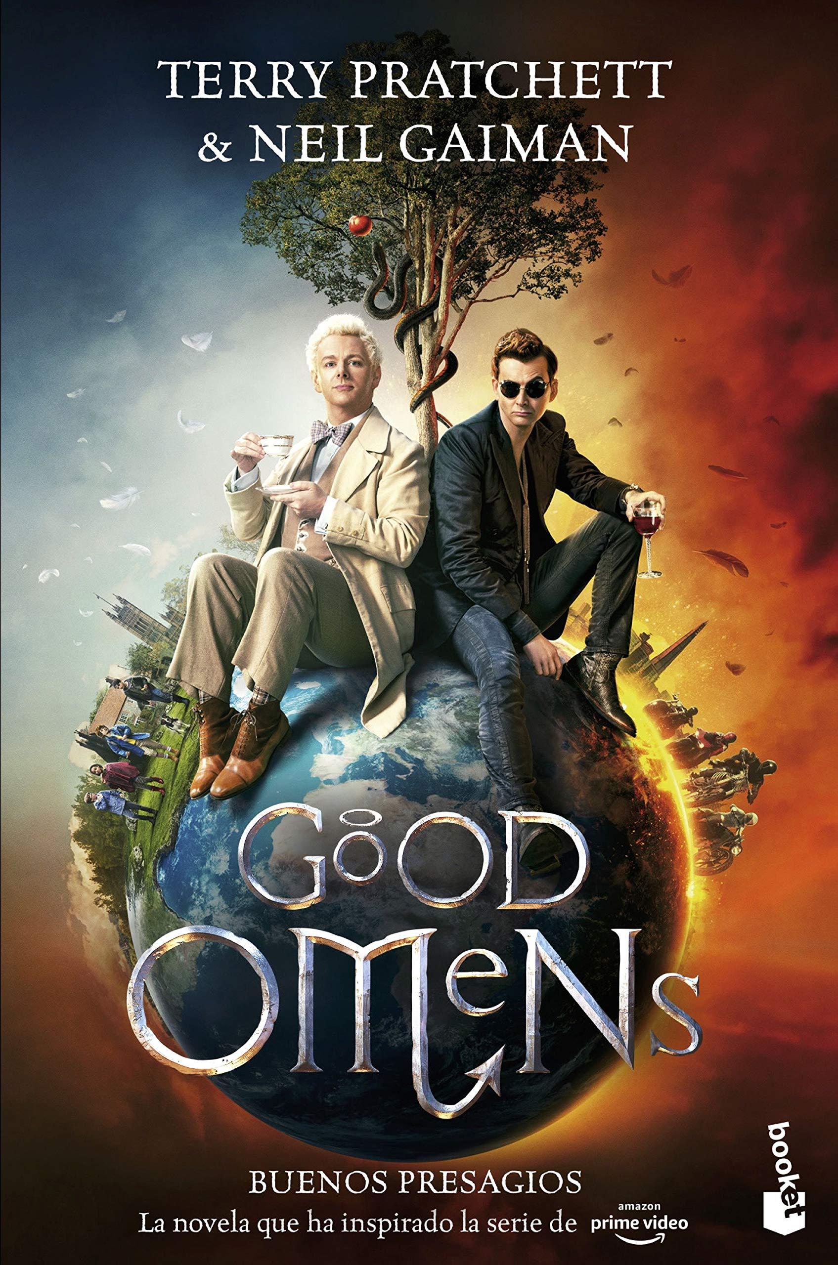 Good Omens (Buenos presagios) (Literatura Fantástica) por Terry Pratchett