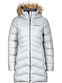 ab8fb5564eb Marmot Montreal Women's Knee-Length Down Puffer Coat