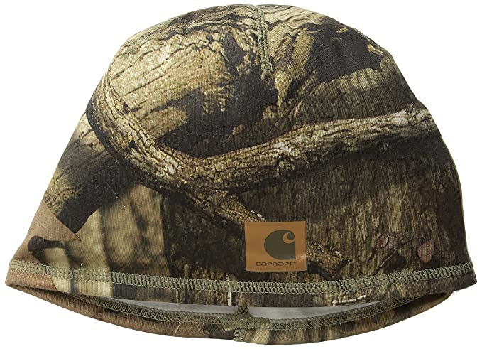 b60030f02e8 Carhartt Men s Force Lewisville Camo Hat at Amazon Men s Clothing store