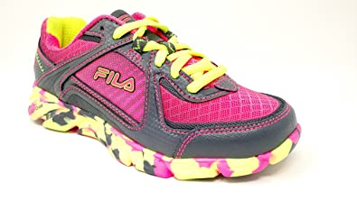 994a7ddbeaaf Image Unavailable. Image not available for. Color  Fila Ultraloop 3 Mashup Girls  Athletic Shoes ...