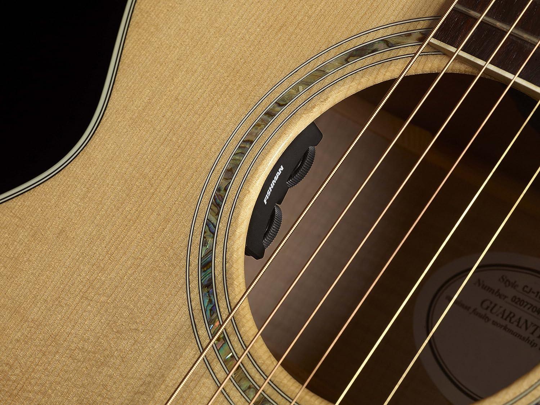 Fishman Matrix Infinity 2.3 - Pastillas guitarra acústica: Amazon.es: Instrumentos musicales