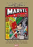 Golden Age Marvel Comics Masterworks Vol. 3 (Marvel Mystery Comics (1939-1949))