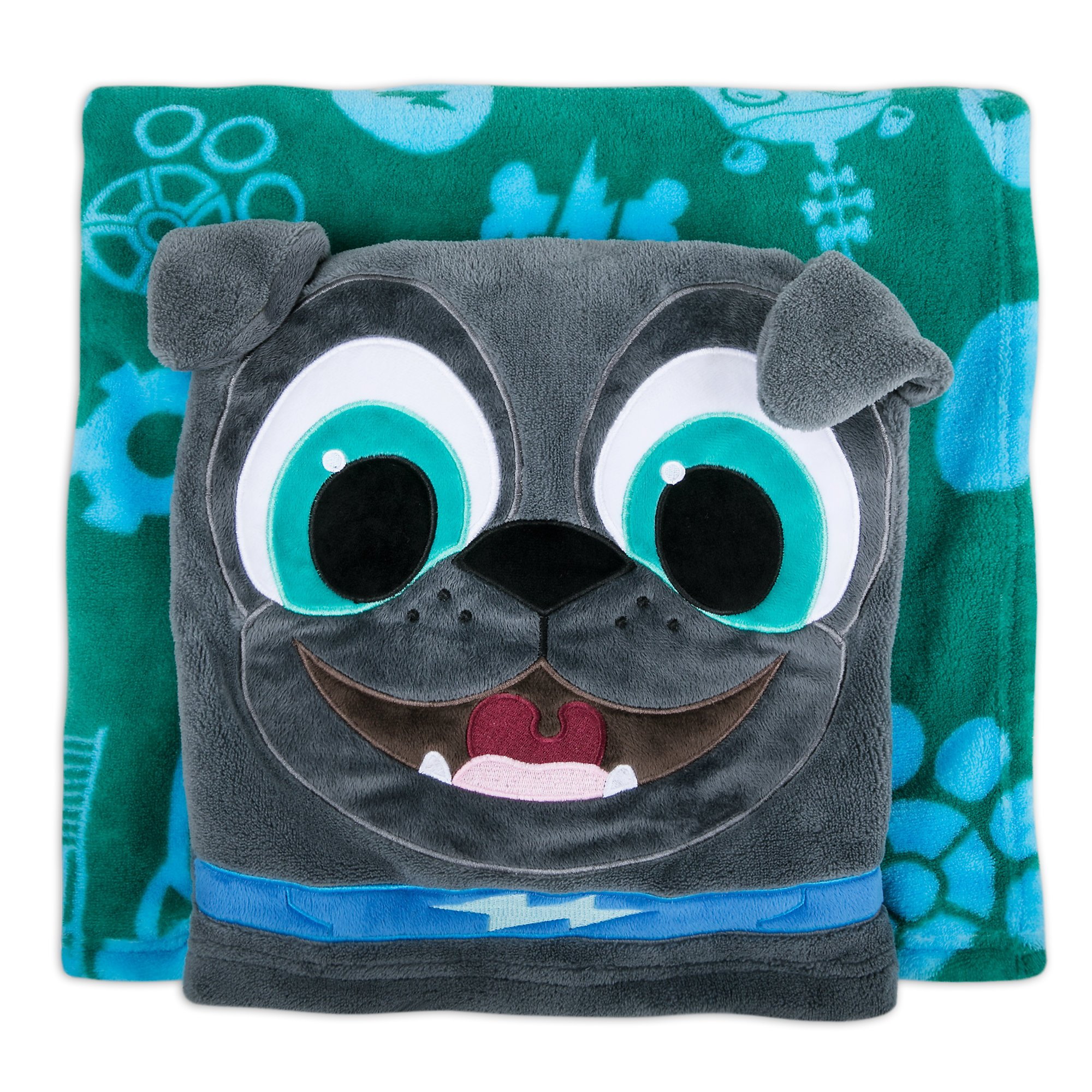 Disney Bingo Fleece Throw - Puppy Dog Pals by Disney