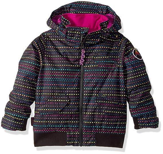 62aec59cbea Burton Toddler Girls' Twist Bomber Jacket