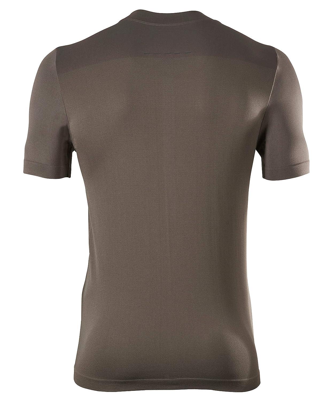 FALKE Mens Quest Casual T-Shirt Olive Green