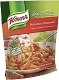 Knorr Spaghetteria  Pomodoro Mozarella Pasta in Tomaten-Käse-Sauce, 5er Pack (5 x163 g)