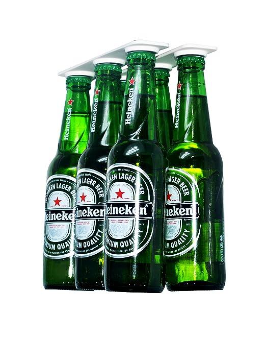 Magenesis Magnético Cerveza Soporte/Percha para 6 Botellas ...