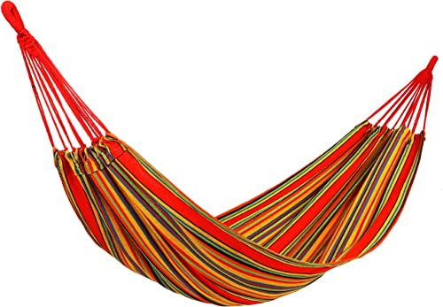 YKS Canvas Hammock 79 Inch 34 Inch, 330 Pounds Maximum Capacity