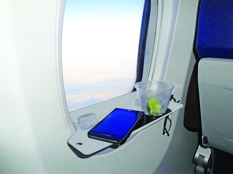 Ablage für das Flugzeugfenster
